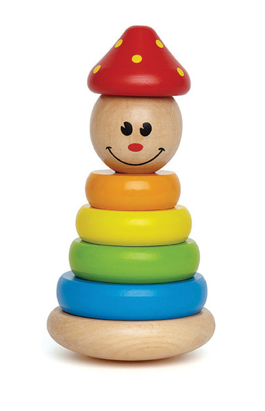 Hape Stacking Clown
