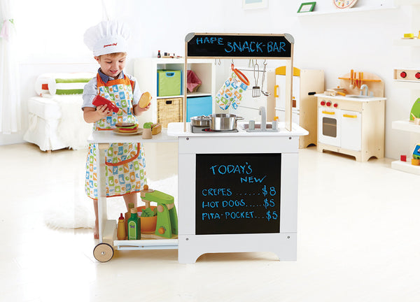 Hape - Cook 'N' Serve Kitchen