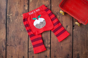 Blade and Rose - Christmas Pudding Leggings