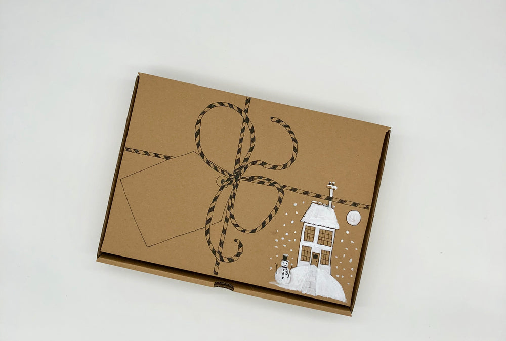 Jack's Special Delivery Gift Box - Snowman