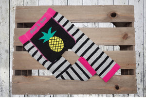 Load image into Gallery viewer, Blade and Rose - Pineapple Leggings