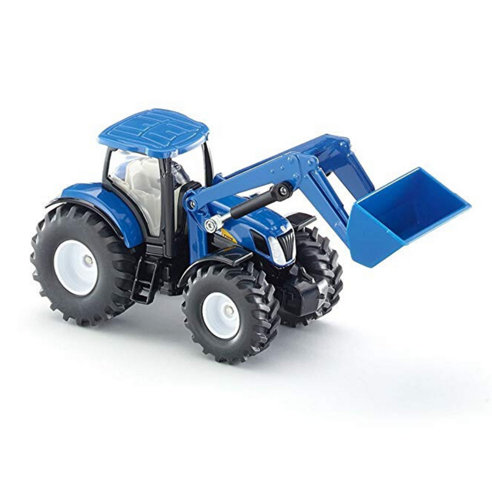 Siku - 1:50 New Holland with Front Loader 1986