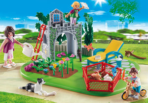 Load image into Gallery viewer, Playmobil - Super Set Family Garden