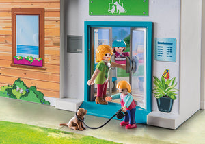 Playmobil - Take Along Vet Clinic