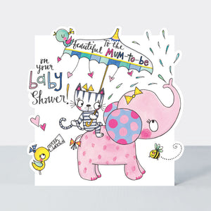 Load image into Gallery viewer, Baby Shower Card