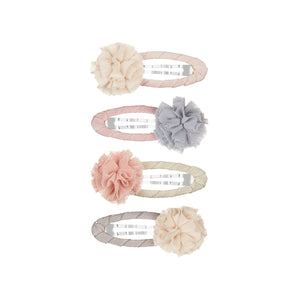 Mimi and Lula - Ballerina Pom Clips; Pink
