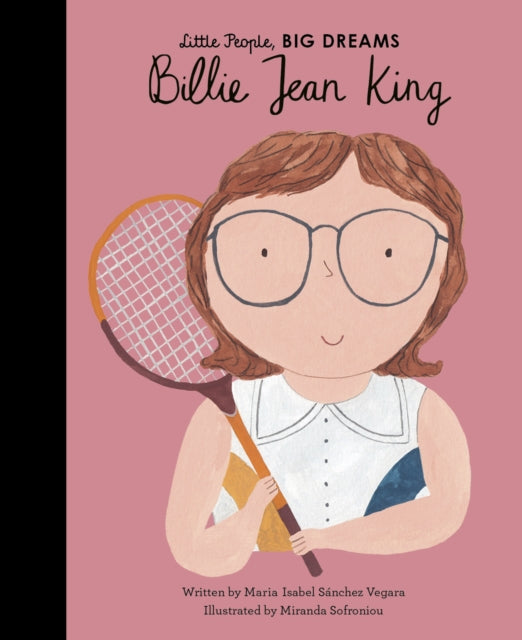 Load image into Gallery viewer, Billie Jean King by Maria Isabel Sanchez Vegara