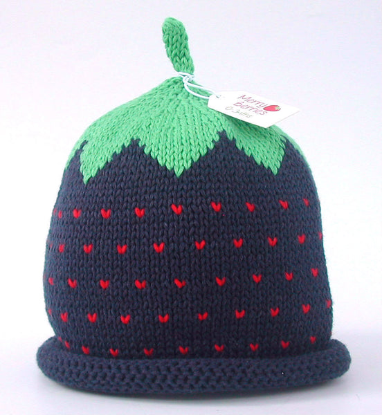 Merry Berries 'Blackberry' Hat