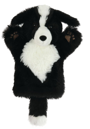 CarPet Glove Puppet - Border Collie