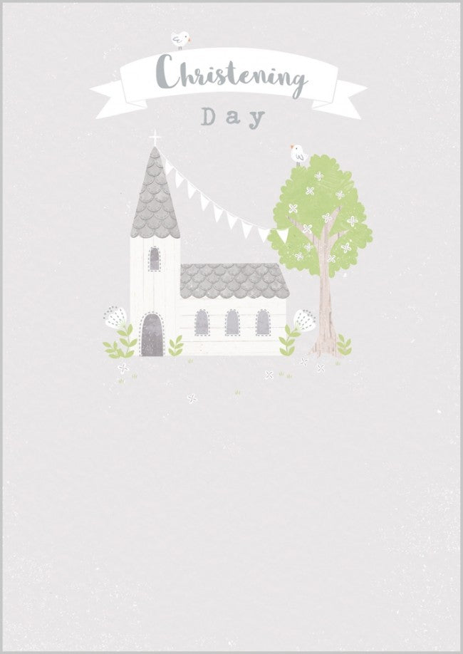 Christening Day - Card