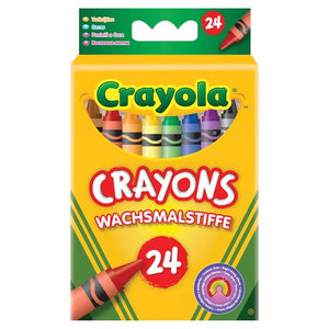 Load image into Gallery viewer, Crayola - 24 Crayons