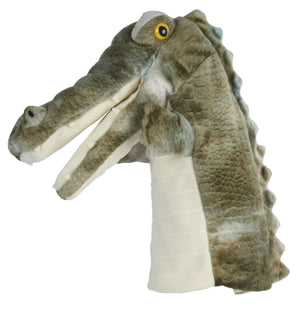 CarPet Glove Puppet - Crocodile