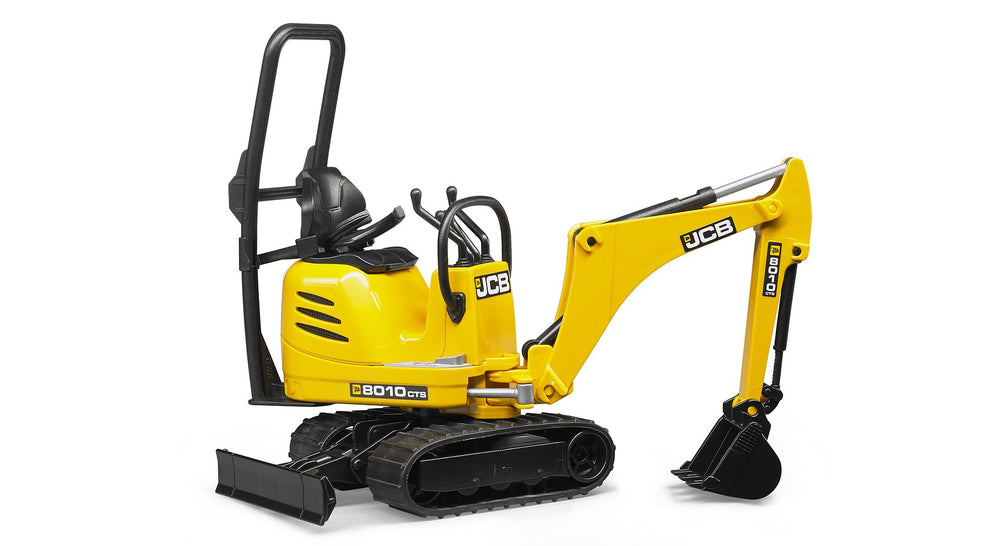 Load image into Gallery viewer, Bruder - JCB Micro Excavator 8010 CTS