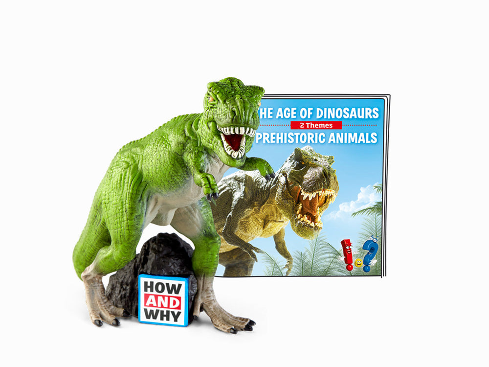 Load image into Gallery viewer, Tonies - Stories: How and Why Dinosaurs/Prehistoric Animals