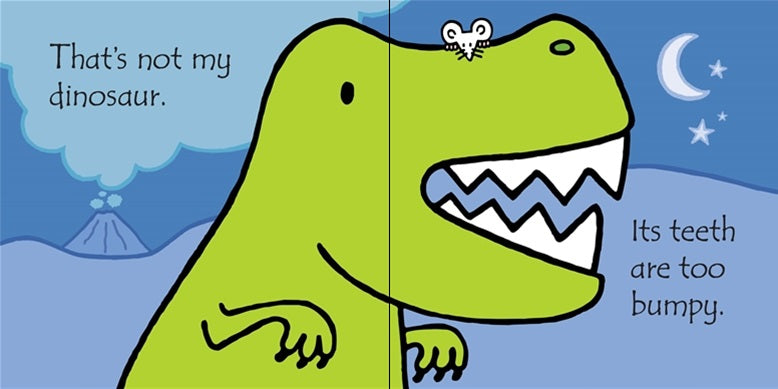 Load image into Gallery viewer, That's Not My Dinosaur by Fiona Watt