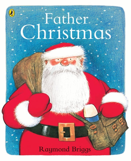Load image into Gallery viewer, Father Christmas - Raymond Briggs