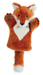 CarPet Glove Puppet - Fox