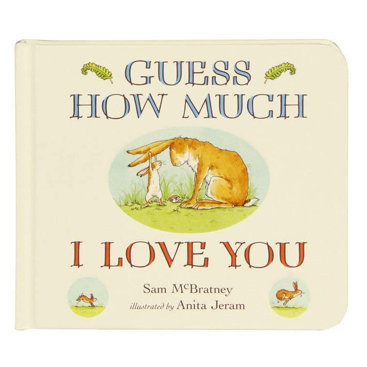 Guess How Much I Love You by Sam McBratney - Board Book