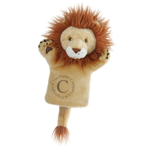 Lion CarPet glove puppet