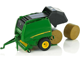 Load image into Gallery viewer, Siku 1:32 Claas Round Bailer 2465