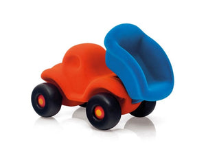 Rubbabu - The Dump Truck Large Orange