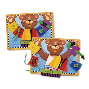 Load image into Gallery viewer, Melissa and Doug basic skills board
