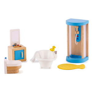 Load image into Gallery viewer, Hape  - Family Bathroom E3451