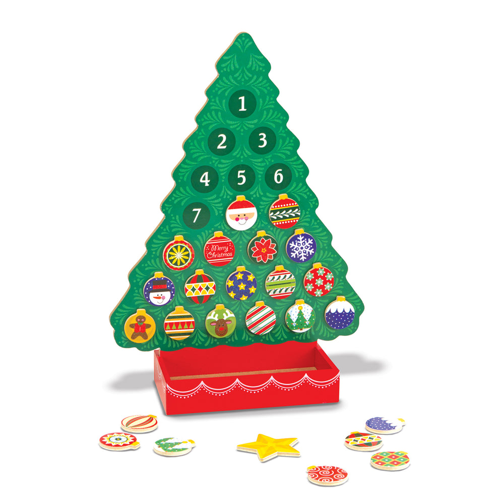 Melissa and Doug - Countdown to Christmas