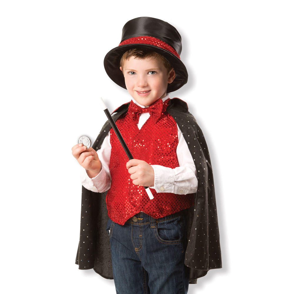Melissa and Doug Magician costume