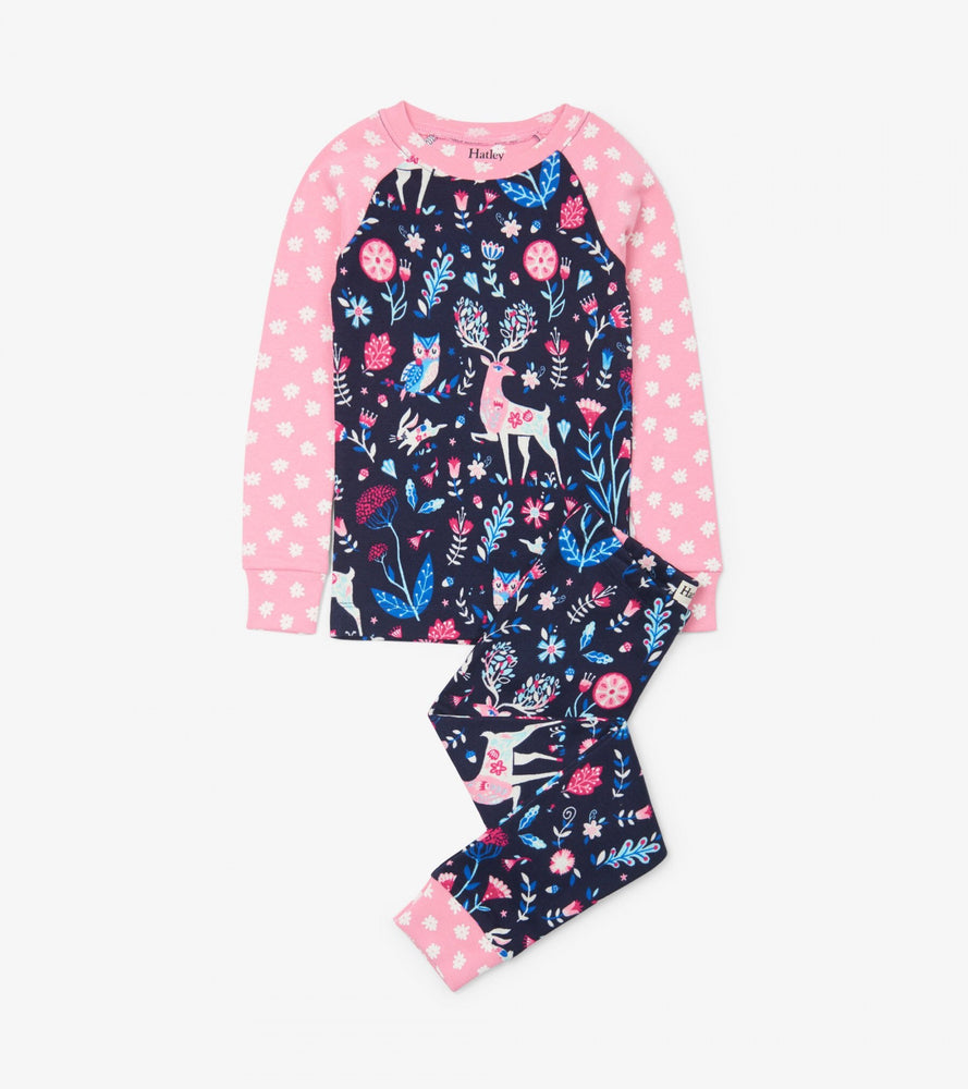 Load image into Gallery viewer, Hatley Nordic Forrest  pyjamas
