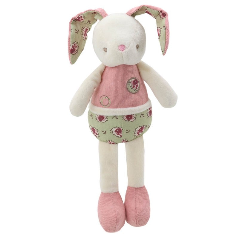 Wilberry friends Rabbit pink and green