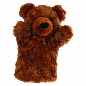 CarPet Glove Puppet - Bear