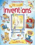 Usborne See Inside Inventions by Alex Frith