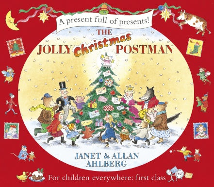 The Jolly Christmas Postman - Janet and Allan Ahlberg