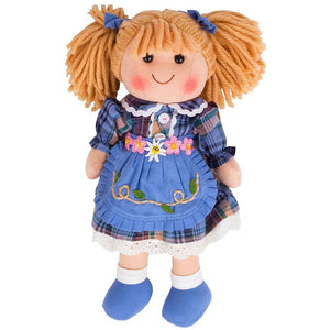 Load image into Gallery viewer, Bigjigs - Katie Doll 34cm