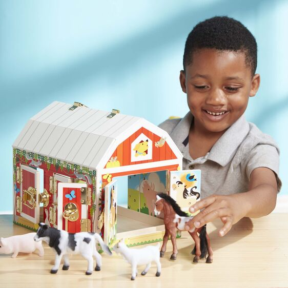 Melissa and Doug - Latches Barn
