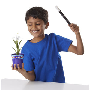 Melissa and Doug - Magic in a Snap Flower Pot