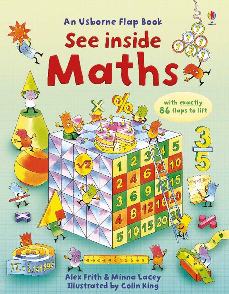 Usborne See Inside Maths