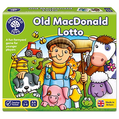 Load image into Gallery viewer, Orchard Toys - Old MacDonald Lotto