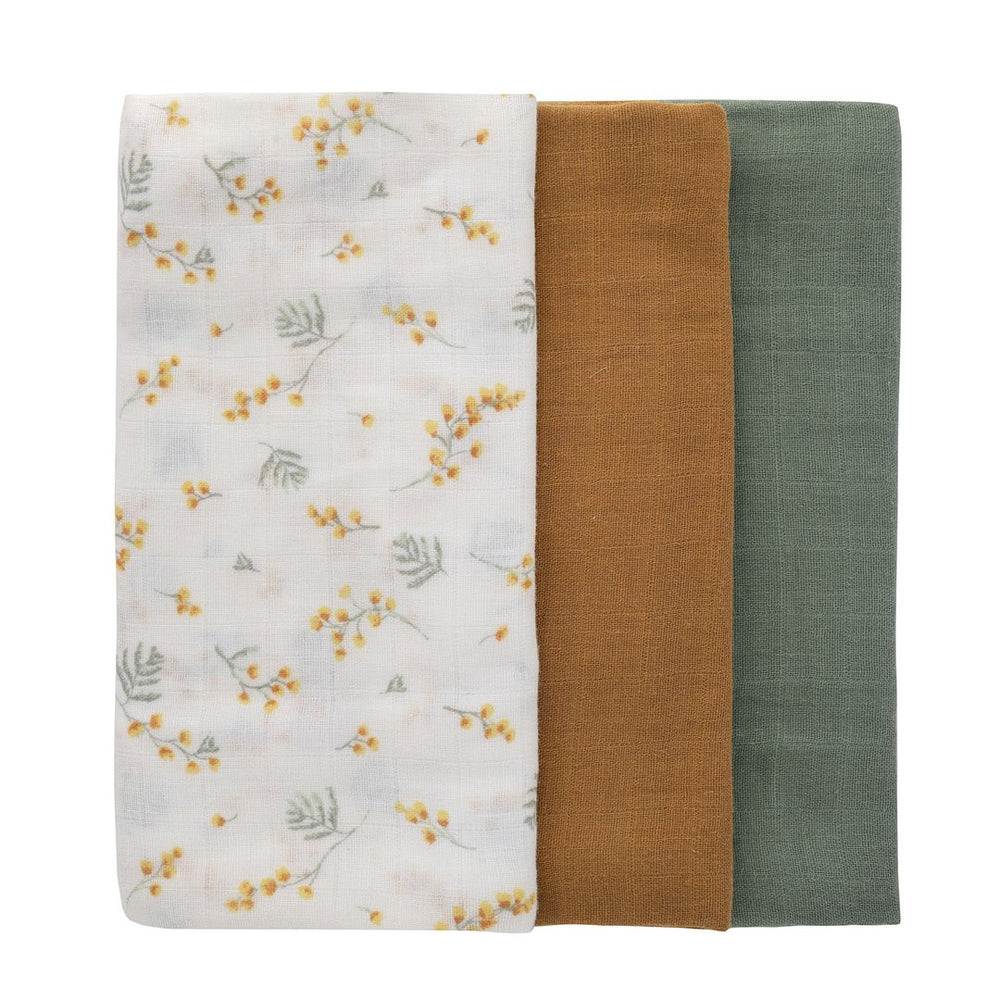 Load image into Gallery viewer, Avery Row - Muslin Squares - Mimosa