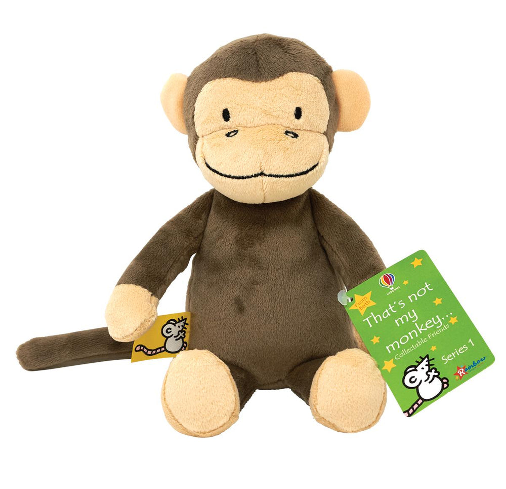 That's Not My Monkey Soft Toy