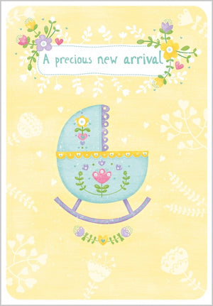 Load image into Gallery viewer, 'A Precious New Arrival' - Card