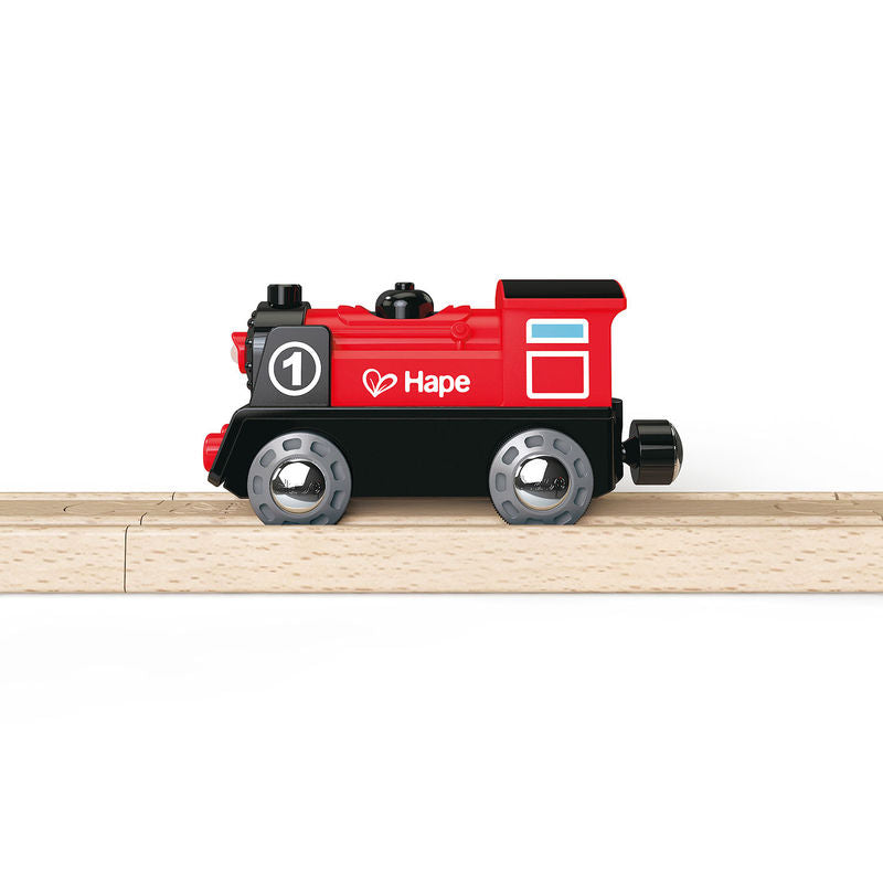 Hape - Battery Powered Engine No1