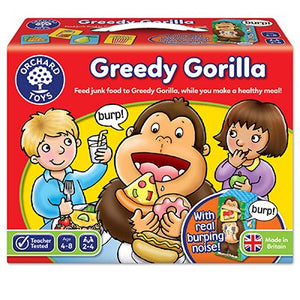 Load image into Gallery viewer, Orchard Toys - Greedy Gorilla