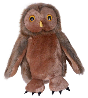 CarPet Glove Puppet - Owl
