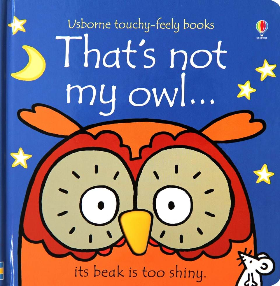 That's Not My Owl by Fiona Watt