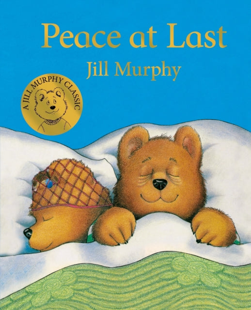 Load image into Gallery viewer, Peace at Last by Jill Murphy - Board Book