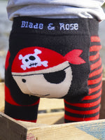 Blade and Rose - Striped Pirate Leggings