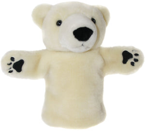CarPet Glove Puppet - Polar Bear