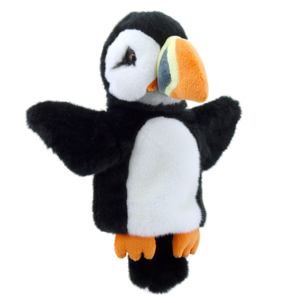 CarPet Glove Puppet - Puffin